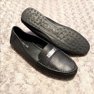 Women's Coach loafers paid $280 size 10 Like new!